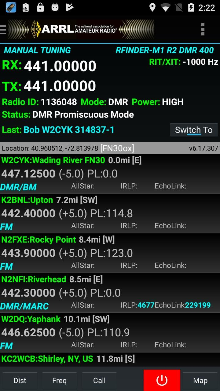 What is DMR Promiscuous Mode? – RFinder